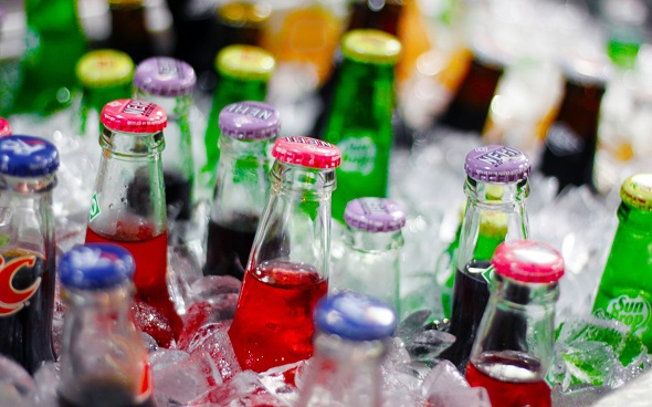 Soda consumption is linked to obesity.