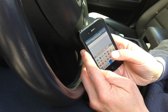 Texting while driving contributes to 11 deaths per day among teens.