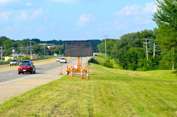 Expect some traffic disruption this week on Shawnee Mission Parkway.