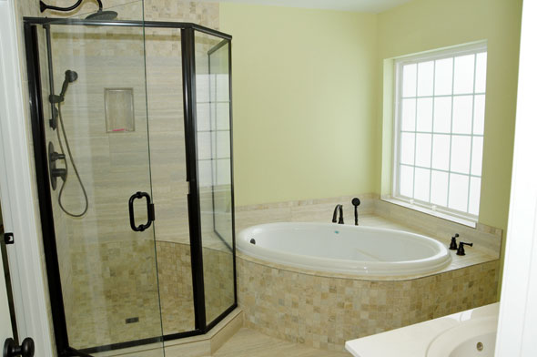 A Fairway master bathroom remodel by ReTouch.