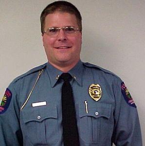 Roeland Park Deputy Police Chief John Morris.