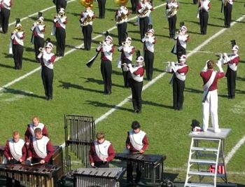 SM North will be the host for a marching band festival Oct. 26.