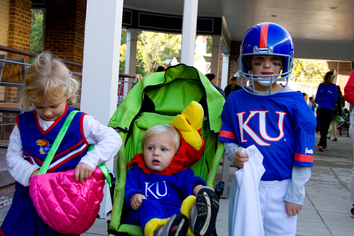 There is something kind of terrifying about the idea of KU football...