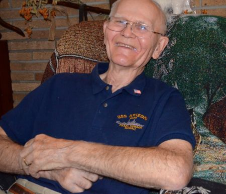 Bob Becker, of Mission, joined the Navy as soon as he could even though two brothers died on the USS Arizona.