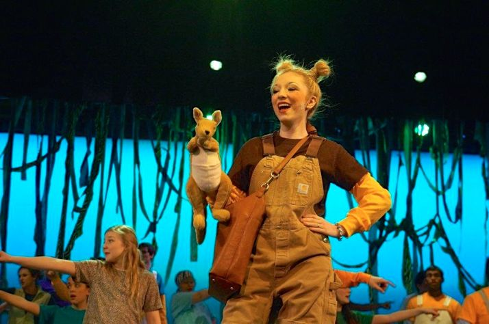 Seussical at SM North this weekend includes a heavy dose of Dr. Seuss fantasy.