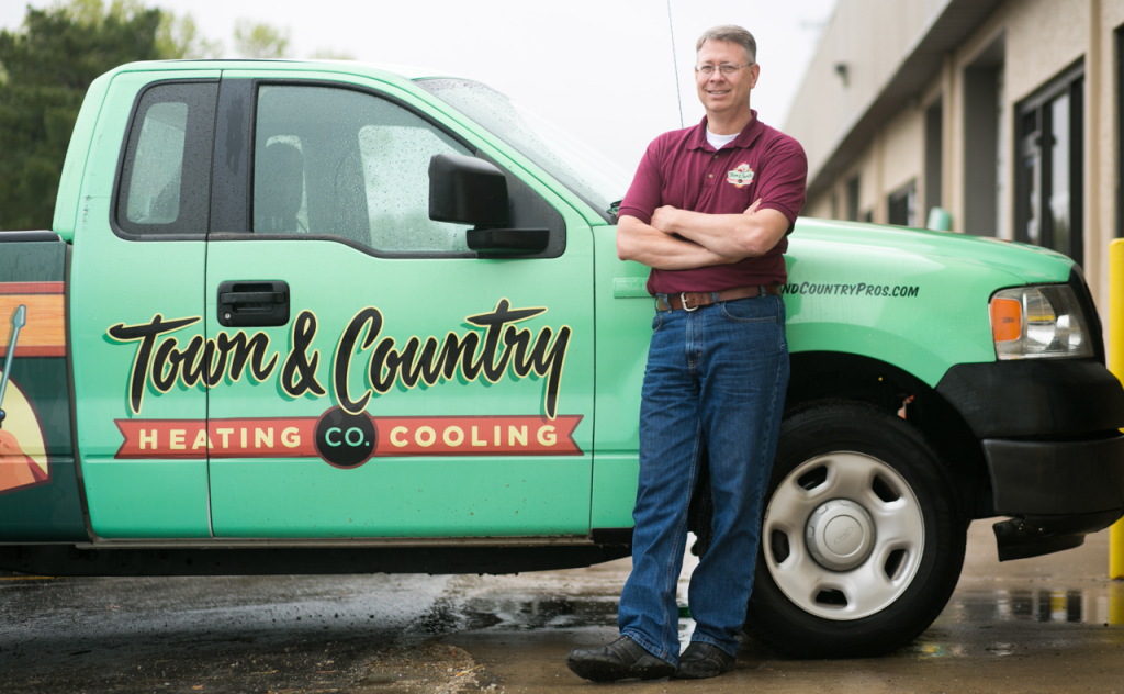 Town Country Heating And Cooling Shawnee Mission Post