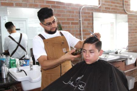 The Barber's Den