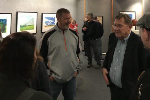 Greg Brantman Gallery Exhibit