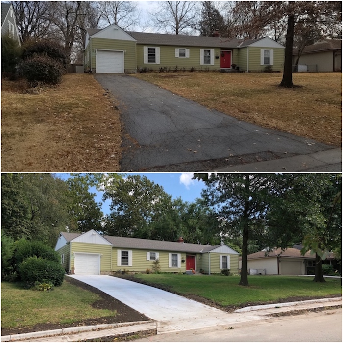 Merriam Exterior Home Improvement Grant Program