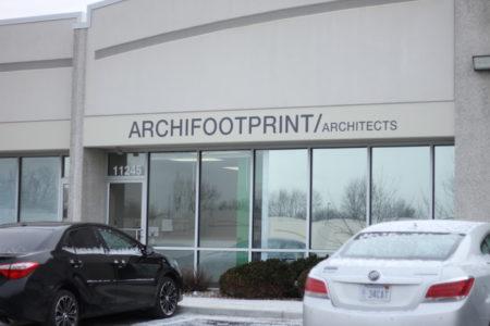Archifootprint