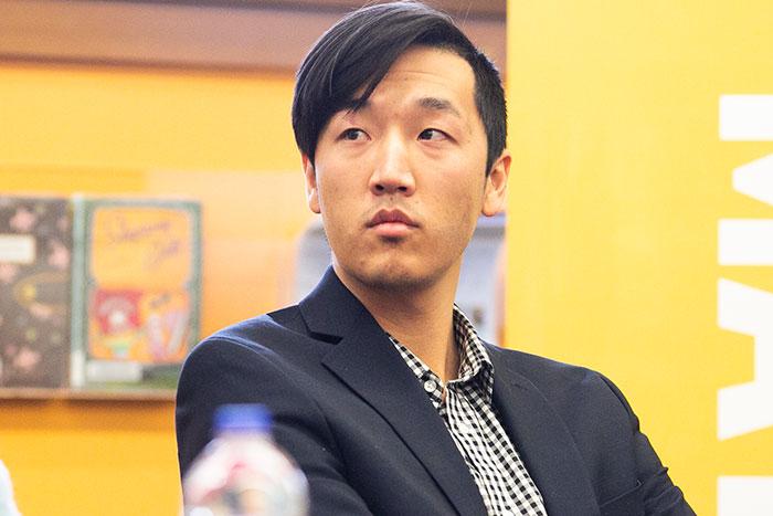 Rui Xu, state representative of Kansas' 25th District