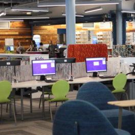 Lenexa City Center Library
