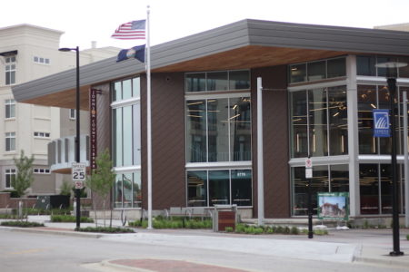 Lenexa City Center Library