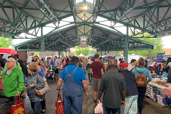 Overland Park farmers' market