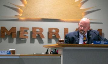 Merriam Mayor Ken Sissom