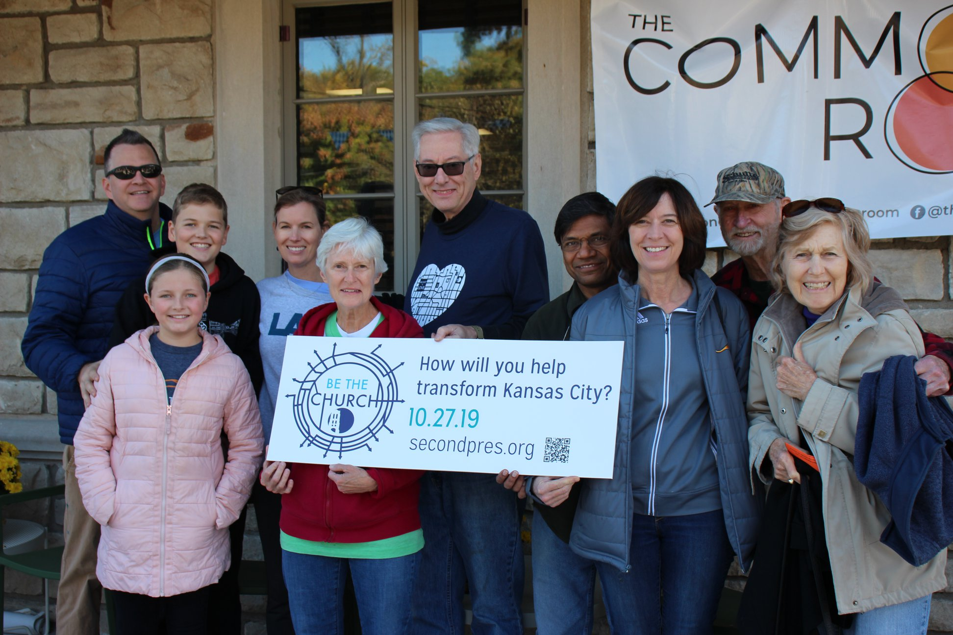 Featured Community Partner: Second Presbyterian Church