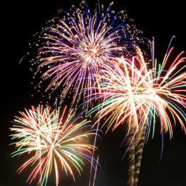 Mission fireworks