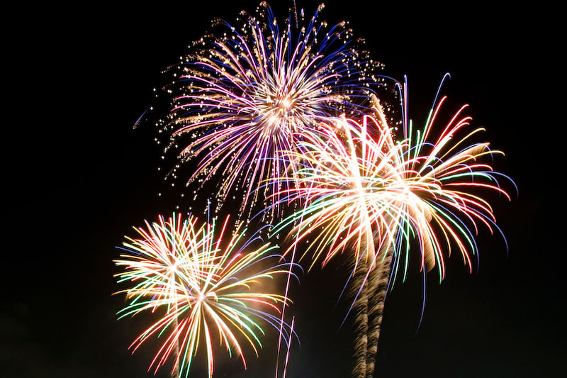 Roeland Park fireworks