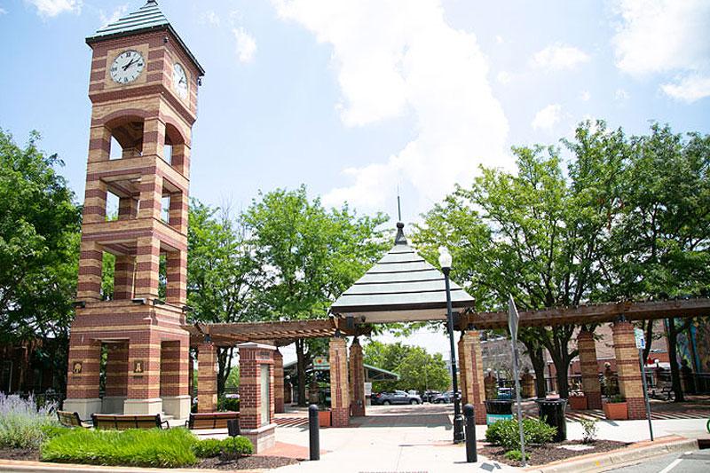 Johnson County cities