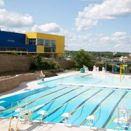 Johnson County pools