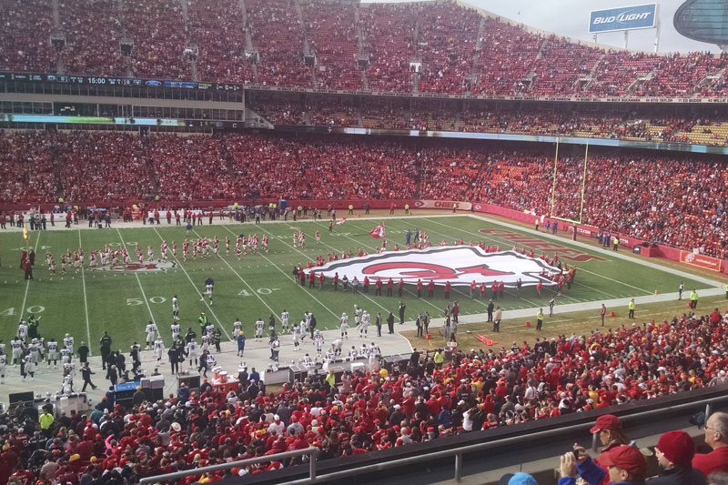 Kansans Attending Thursday S Chiefs Game Will Not Have To Quarantine Following Change To State Health Recommendations