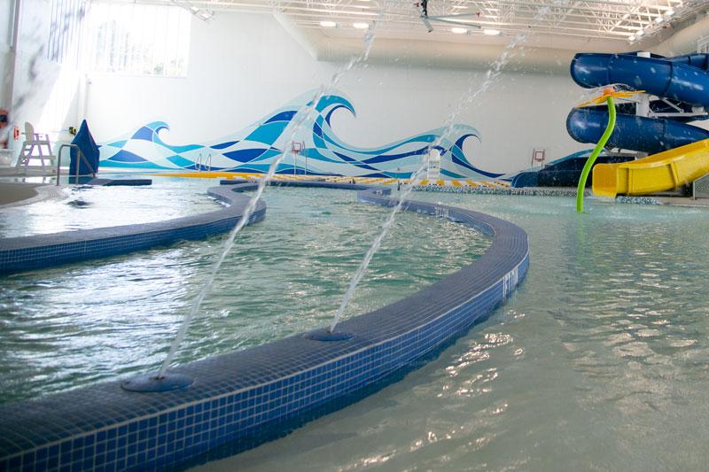 Merriam indoor pool