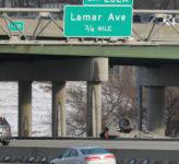 I-34 rollover crash Overland Park