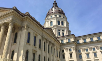 Kansas statehouse