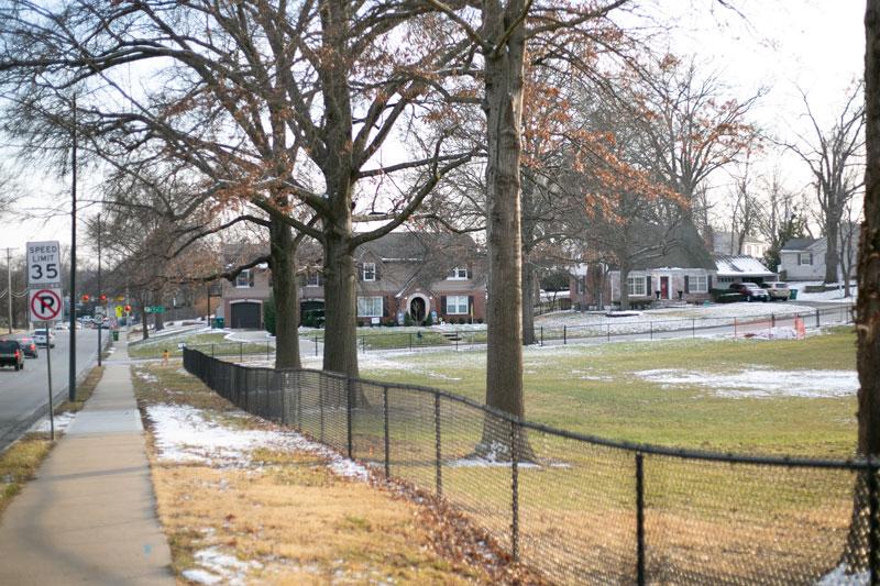 Westwood Christian Church former site