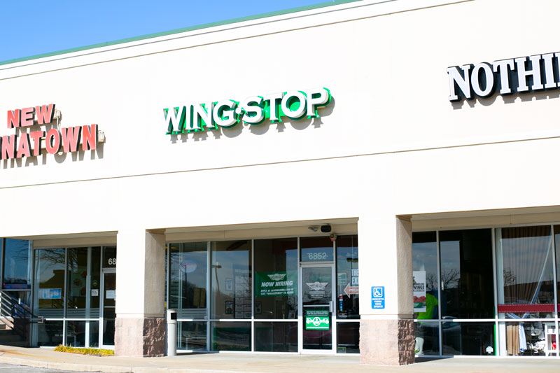 Wing Stop Mission