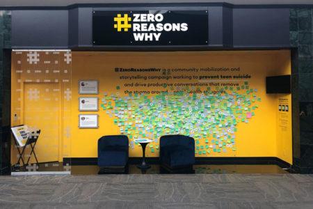 Zero Reasons Why wall Oak Park Mall