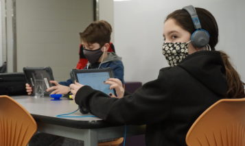 Shawnee Mission mask case