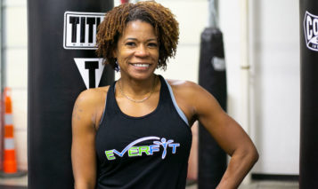 Dawn Rattan, owner of EverFit in Shawnee