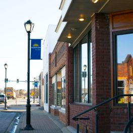 Downtown Merriam