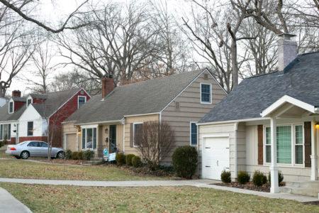 Prairie Village Homes Association near 72nd Street and Roe Avenue