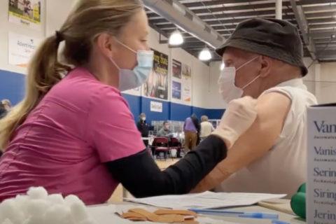Johnson County vaccine hub