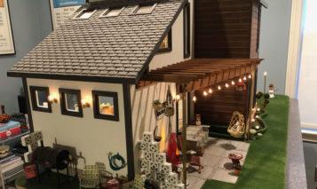 Mini Modern House