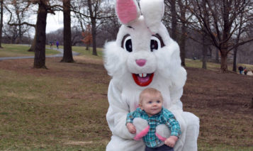 Easter egg hunts Johnson County