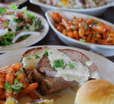 Martin City Brewing Company Easter meal to-go