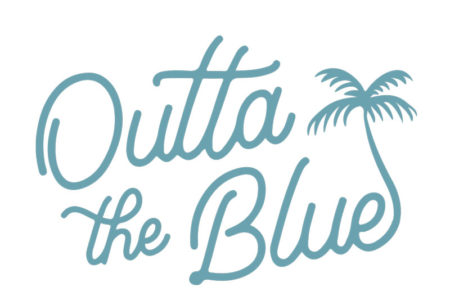 Outta the Blue logo