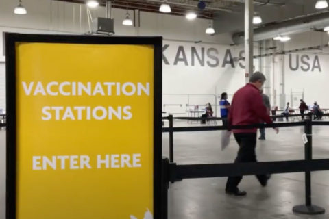 Johnson County vaccine clinic