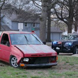 Shawnee stolen truck