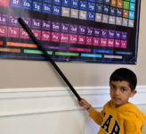 Periodic table world record