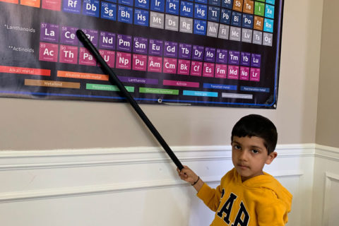 Periodic table world record