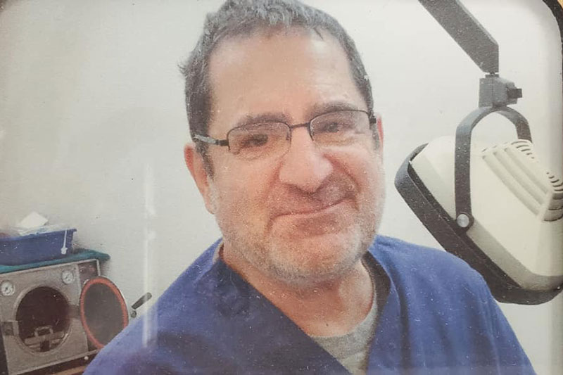 James Guglielmino, founder of Dearborn Animal Clinic