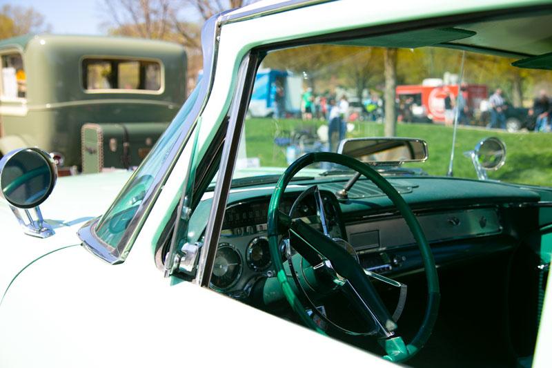 Interior 1959 Dodge Sierra Spectator Wagon