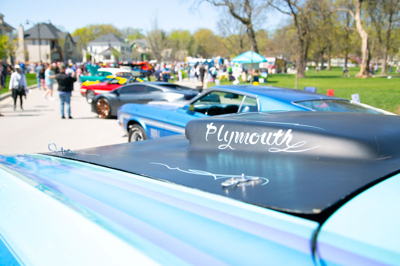 Meadowbrook Car Show