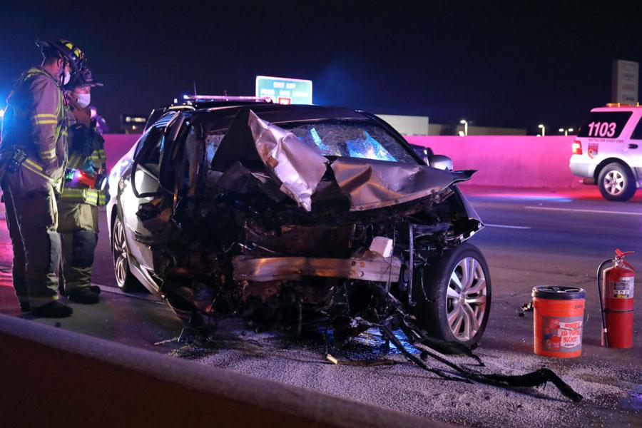 Merriam crash