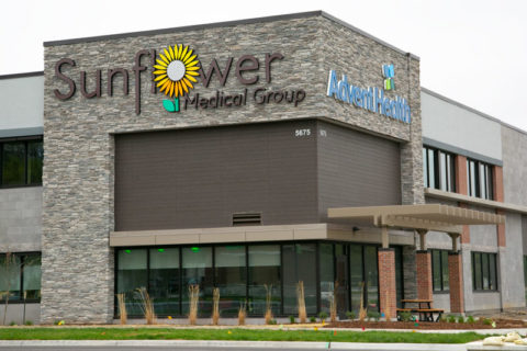 Sunflower Medical Group office building