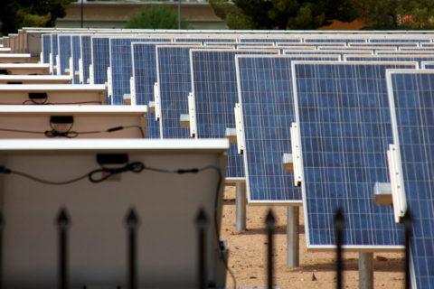 Johnson County solar farm